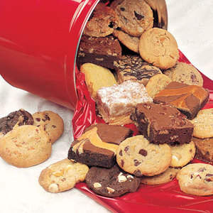 Cookie Brownie Party Pack - 5 Lb. Tin