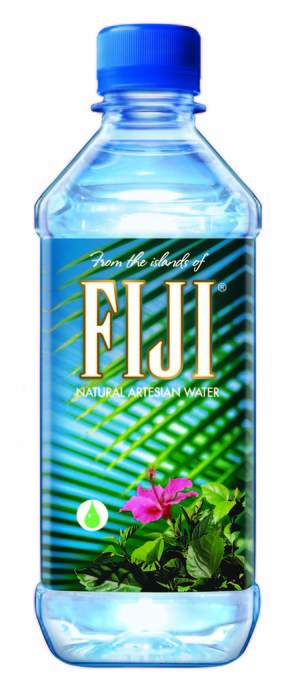 Stay Hydrated with FIJI Water