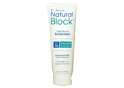Natural Block 100% Mineral Sunscreen