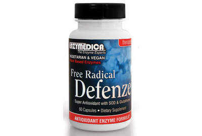 Free Radical Defenze from Enzymedica