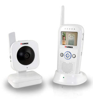 Lorex Digital Baby Monitor (LW2002W)