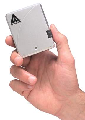 Aegis Mini-Smaller than a deck of cards