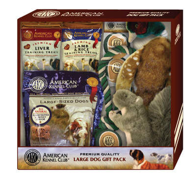 Large Dog Gift Pack