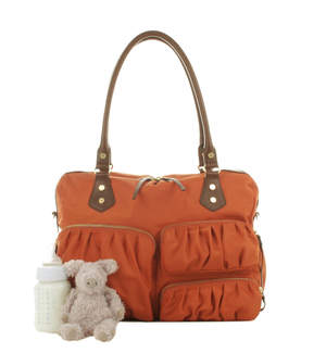 THE BEDFORD NYLON KATE DIAPER BAG