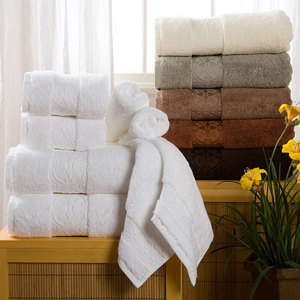 Seasons 100% Egyptian Cotton 8pc Towel Set - Available at SmartBargains.com