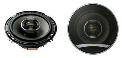 Pioneer's Premier Branded TS-602P Speakers
