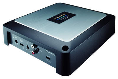 Pioneer's GM-D7400M Digital Mono Amplifier