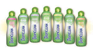TropiClean comes in seven great scents!