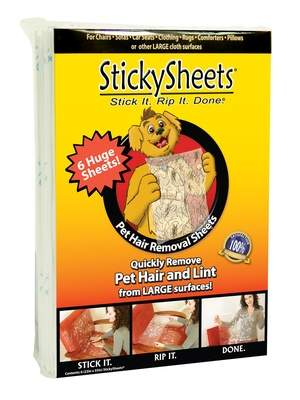 StickySheets 6-pack