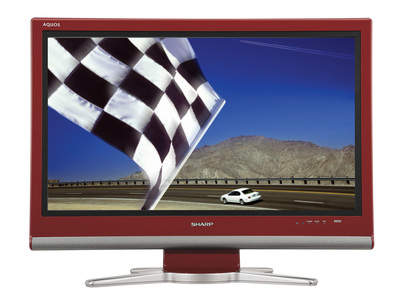 Sharp LC-32PG3U Gaming AQUOS LCD TV