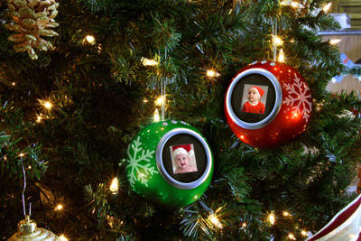 Nextar Ornaments Digital Photo Frames