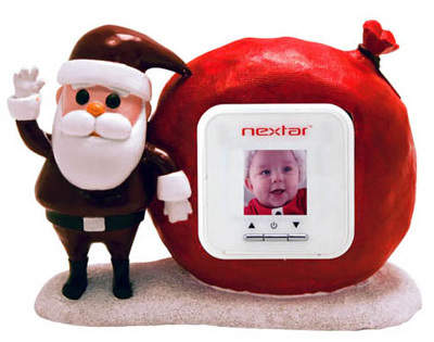 Nextar Santa Digital Photo Frame