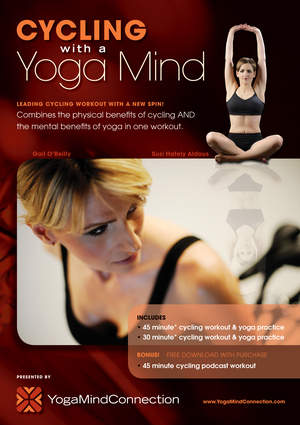 Cycling with a Yoga Mind DVD