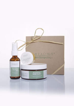 Healing Anthropology Body Care Gift Set