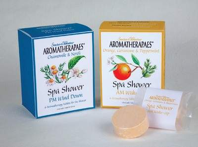 Aromatherapaes Spa Shower tablets