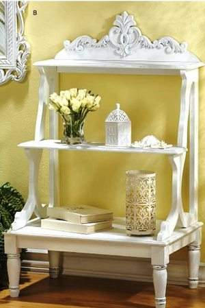 Shabby Chic Mini Shelves