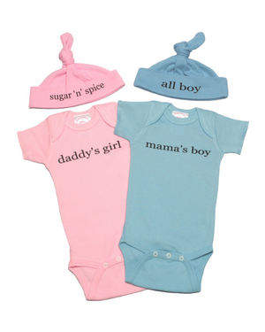 Little Showoffs Onesies