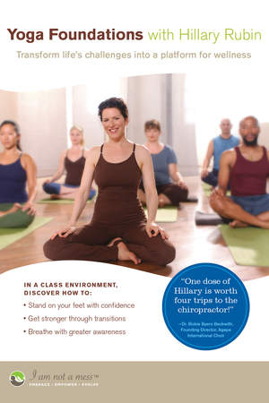 Yoga DVD Suited for All Levels