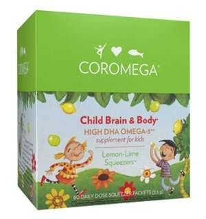 Coromega Child Brain & Body