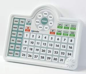 Jenda voice calendar, ideal for the whole family