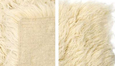 See up close why flokati rugs have a thick, plush feel. Save 10% off all purchases with coupon code, gsusavings.
