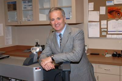 Cary M. Silverman, M.D.- Medical Director of EyeCare 20/20