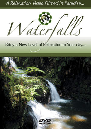 Waterfalls Relaxation DVD