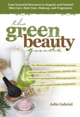Cover of The Green Beauty Guide
