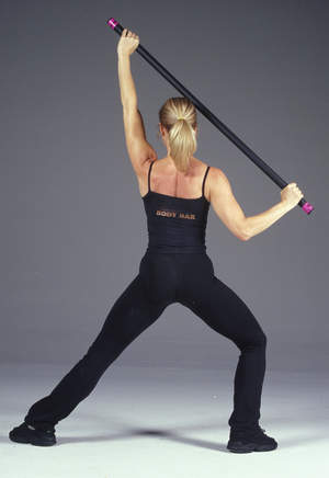 Define your fitness. Shape your life. Try the Body Bar.