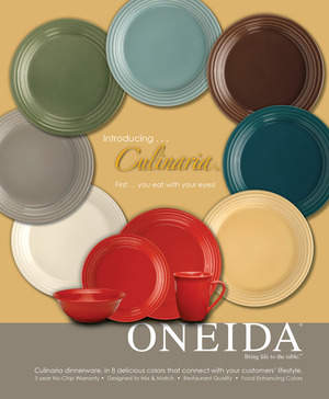 Culinaria Dinnerware Collection