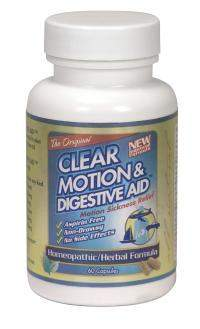 CLEAR Motion and Digestive Aid