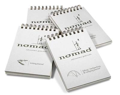 Nomad Adventure Journals