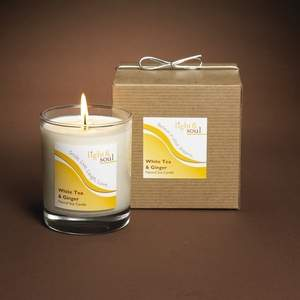 Light & Soul Inspirational Soy Candles