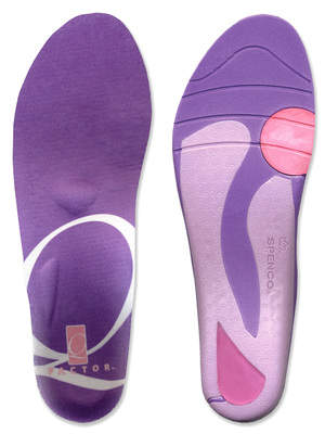 Spenco for Her Total Support insoles