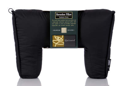 Quixote Design Horseshoe PrimaLoft Pillow