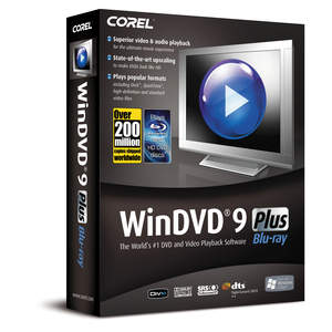Corel WinDVD 9 Plus Blu-ray makes watching movies on flights more enjoyable.