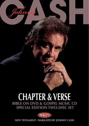 Johnny Cash: Chapter & Verse DVD/CD SET