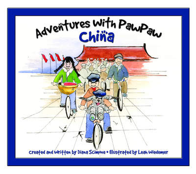 Adventures With PawPaw children's travel book series