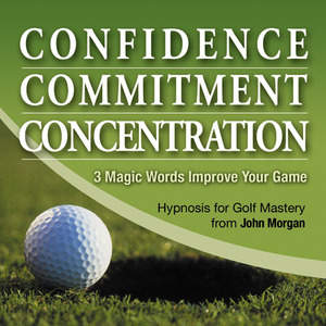 HYPNOSIS FOR GOLF MASTERY