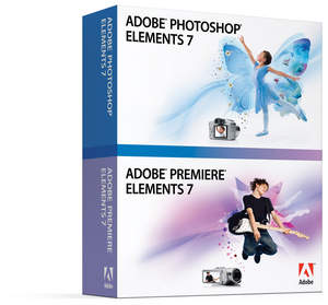 Adobe Photoshop Elements & Premiere Elements Bundle