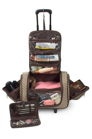 Complete Traveler 3-piece Weekend Bag