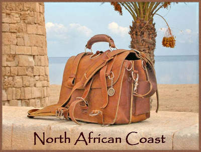 Saddleback Leather Co. Leather Bag Travels the World