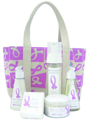 Ann Veronica Maiden Cove Tote Gift Set