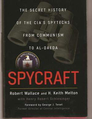 SPYCRAFT Book Cover