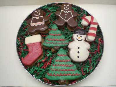 K9 Confections Holiday Dog Treats