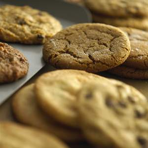 Kitchen Kettle Homemade Cookies