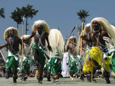 Tribal Dance - South Africa