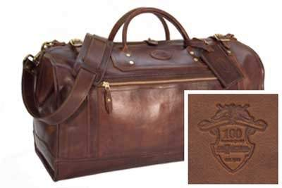 American Heritage Small Duffel Bag and Example Crest
