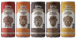 Adina Natural Highs - Healthy Energy Alternative