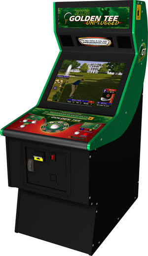 Golden Tee Unplugged